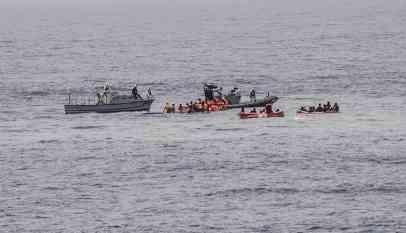 غرق زورق قبالةسواحل ليبيا ومصرع 3 مهاجرين