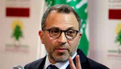 وزير الخارجية اللبناني يطالب بعودة سوريا إلى الجامعة العربية