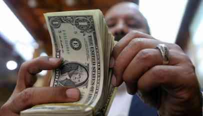 أسعار صرف الدولار مقابل العملات العالمية