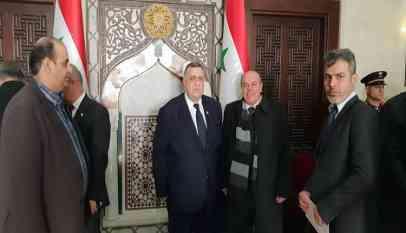 تشكيل لجنة لتسهيل مشاركة المقاولين الأردنيين