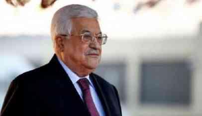 عباس يتعهد بالتزام السلمية تجاه إسرائيل