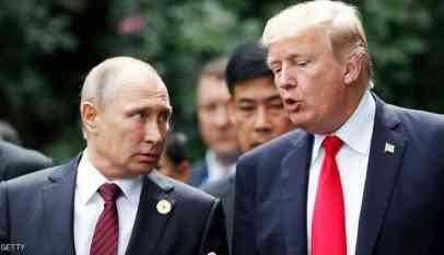ترامب أخفى تفاصيل 5 إجتماعات مع بوتين
