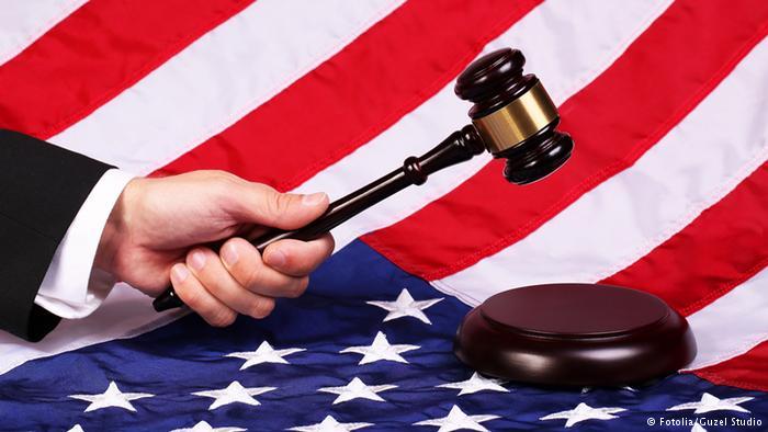 محكمة أمريكية تدين مواطنة