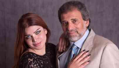 زواج ياسمين وخالد