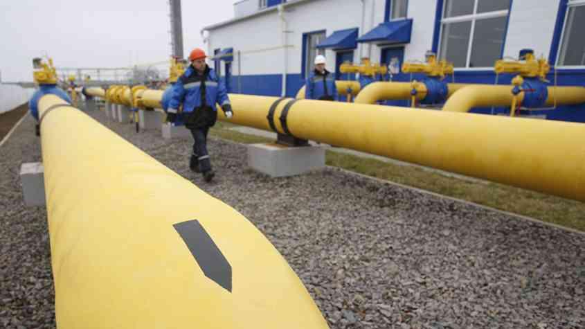 """ألمانيا تندد بفرض عقوبات على مشروع """"السيل الشمالي-2"""""""