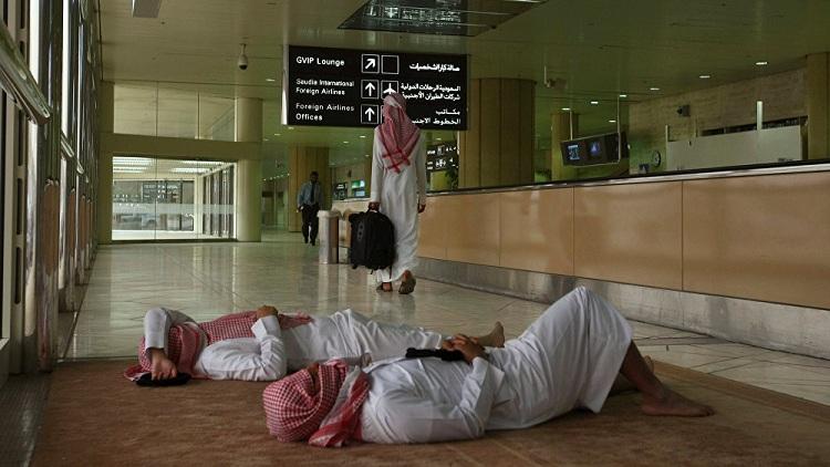 شركة طيران فرنسية توقف رحلاتها إلى الرياض