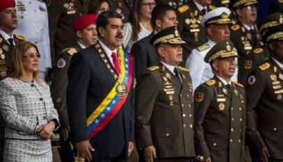 انقلاب عسكري في فنزويلا