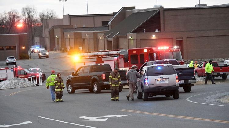 حادث إطلاق نار في الولايات المتحدة