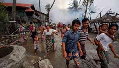 جيش ميانمار ارتكب أكبر الجرائم