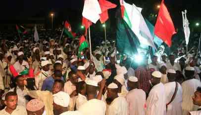 تظاهرات في أم درمان