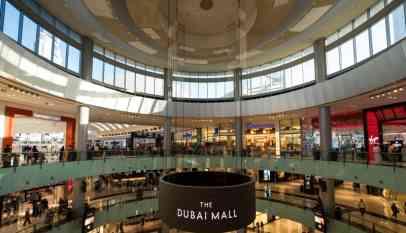 إعمار تنتهي من جسور الوصول إلى دبي مول