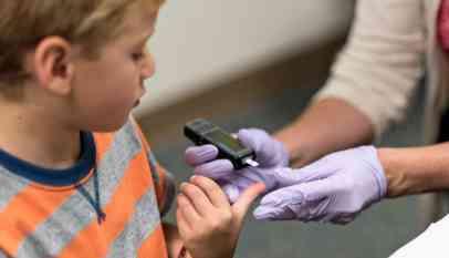 العلاقة بين زيادة الوزن ومرض السكري لدى الأطفال