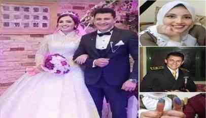 مصرع عروسين بعد زفافهم بـ 24 ساعة اثر اختناقهم بالغاز