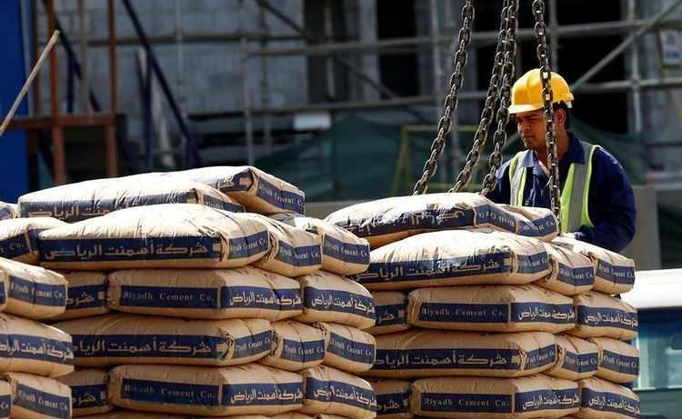 انخفاض أسعار الأسمنت في مصر
