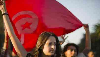 وقفة احتجاجية للتونسيات لإقرار قانون يسمح بتعدد الزوجات