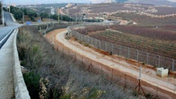 جنود الاحتلال يخترقون الحدود اللبنانية