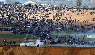 استشهاد فلسطيني في قمع الاحتلال