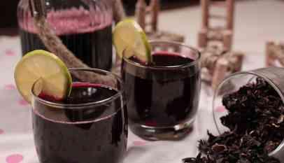 الفوائد الصحية في مشروب الكركدية