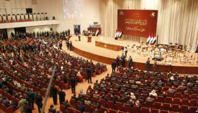 غضب في البرلمان العراقي