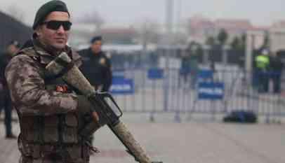 الأمن التركي يعلن اعتقال اثنين