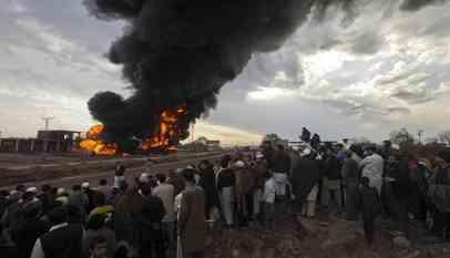 انفجار كابل قتل أربعة أشخاص