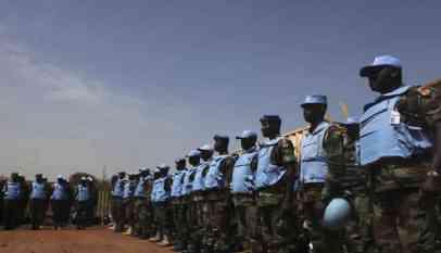 حفظ السلام في جوبا