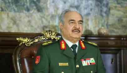 قوات حفتر تعلن عن عملية عسكرية