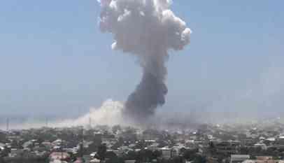 آثار خطيرة لقصف كيماوي