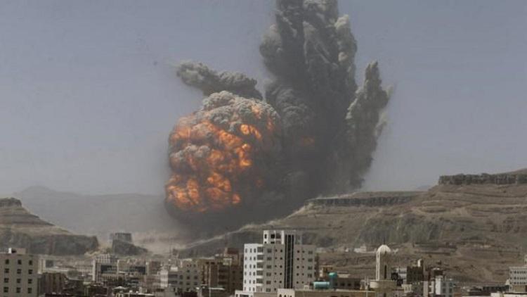 ضربة أمريكية على اليمن