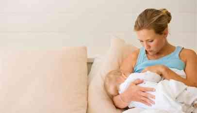 مرحلة فطام الطفل