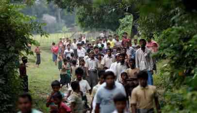 قمع ميانمار ضد الروهينغا