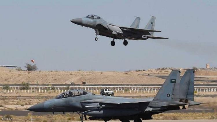 تدمير مركزا للحوثيين لتوجيه الطائرات المسيرة
