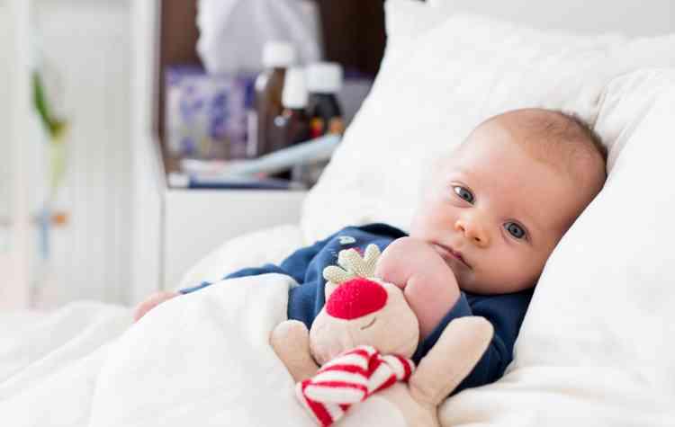 أعراض حدوث مرض الخناق لدى الأطفال
