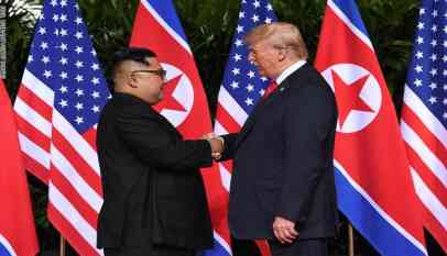 القمة الجديدة بين ترامب وكيم