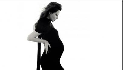 نانسى عجرم تنتظر مولدتها الجديدة بفبراير القادم