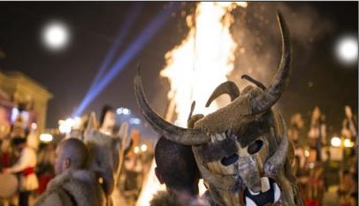 """طرد الأرواح الشريرة """"ببلغاريا"""" فى مهرجان"""
