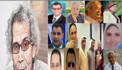 """شهادات كبار كتاب مصر عن """"الشهاوى"""" فى يوم تكريمة"""