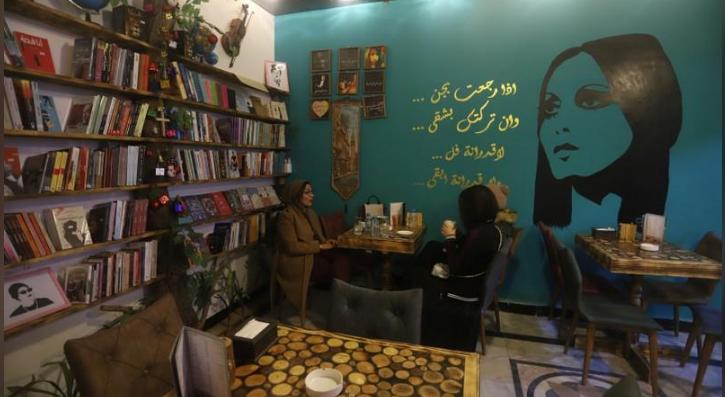 """قصة """" مقهى فيروز"""" بالبصرة يحكيها عبد الأمير"""