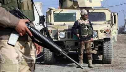 الحشد العراقي في تكريت