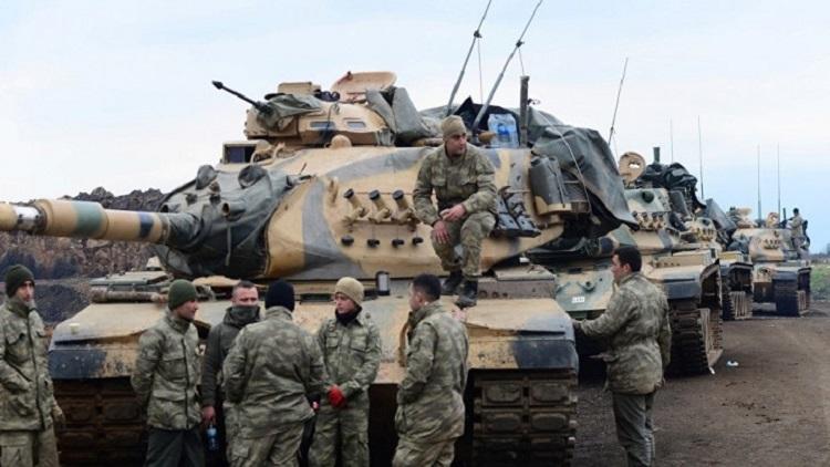 النظام يعلن خروج 400 مسلحا كرديا من منبج