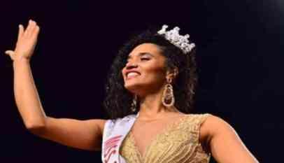 ملكة جمال الجزائر خديجة بنحمو يتهمونها بالقبح