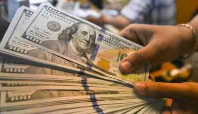 سعر صرف الدولار مقابل العملات اليوم