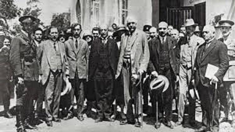 اتفاق صهيوني عربي منذ 100 عام