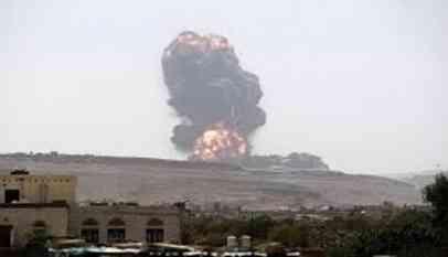 التحالف يصعد ضد الحوثيين