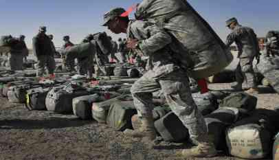 تعاون أمريكي عراقي