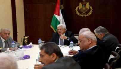حركة فتح تبدأ تشكيل حكومة فلسطينية جديدة