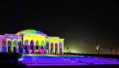 فعاليات الشارقة للمسرح الخليجى تبدأ فى14 فبراير