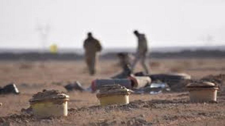 مقتل مواطنة عراقية وابنها