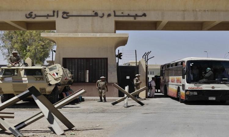السلطات المصرية ستفتح معبر رفح