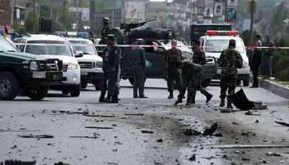 هجوم لطالبان على مركز شرطة أفغاني